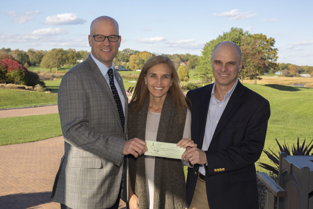 Charity golf tournament donates to St. Jude Children's Research Hospital