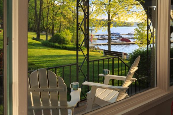Silver Birches - 2-Night Stay in a Lakefront Suite